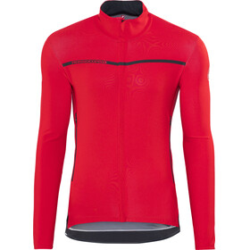 Castelli Perfetto Bike Jersey Longsleeve Men red